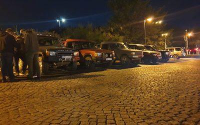 Cykliczny spot Land Rover